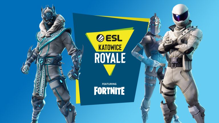 The First Fortnite International Tournament Held By ESL