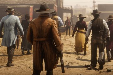 "Battle Royale Mode Red Dead Redemption 2 ""Gun Rush Mode"" Officially Released!"