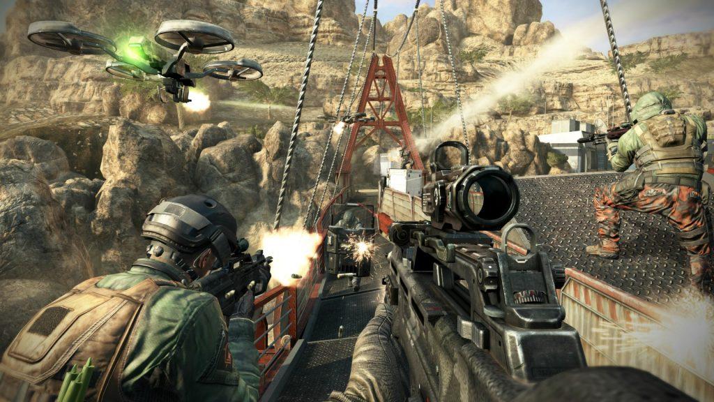 Zombie Mode Finally Released In COD Black Ops
