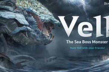 Boss of the Ocean, Vell Invasion In Black Desert Online