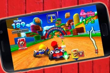 "Mario Kart's ""Mobile"" Version Will Be Late For Release"