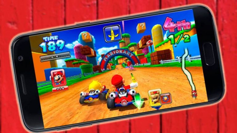 """Mario Kart's """"Mobile"""" Version Will Be Late For Release"""