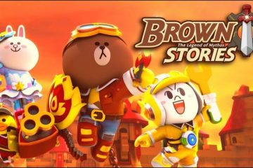 New Line Game: Brown Stories : The Legends of Mythos!""