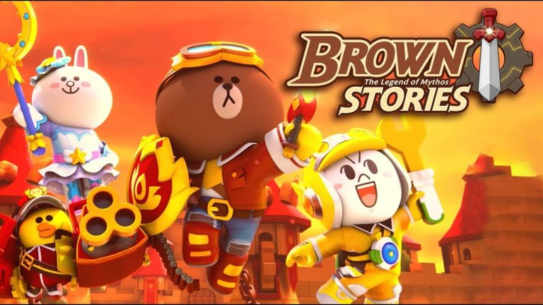 """New Line Game: Brown Stories : The Legends of Mythos!"""""""