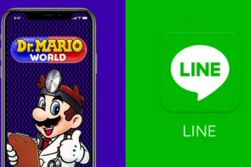 Nintedo Will Colaborating With Line For Making Dr Mario World