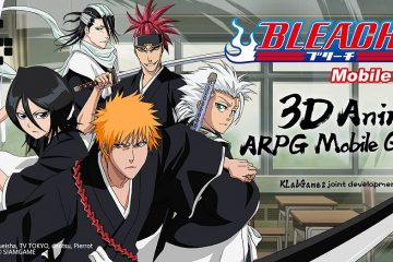 Bleach Mobile Entering Pre Registration