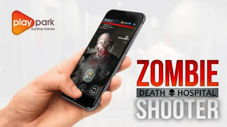 New Augmented Reality Game: Zombie Shooter – Death Hospital