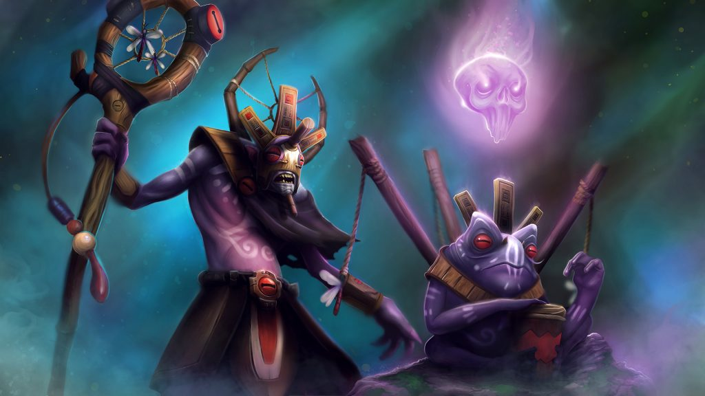 Witch Doctor: I Will Curse You Till You Die !!