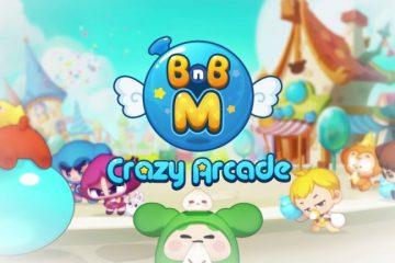 Crazy Arcade BnB M Entering Pre-Registration Period