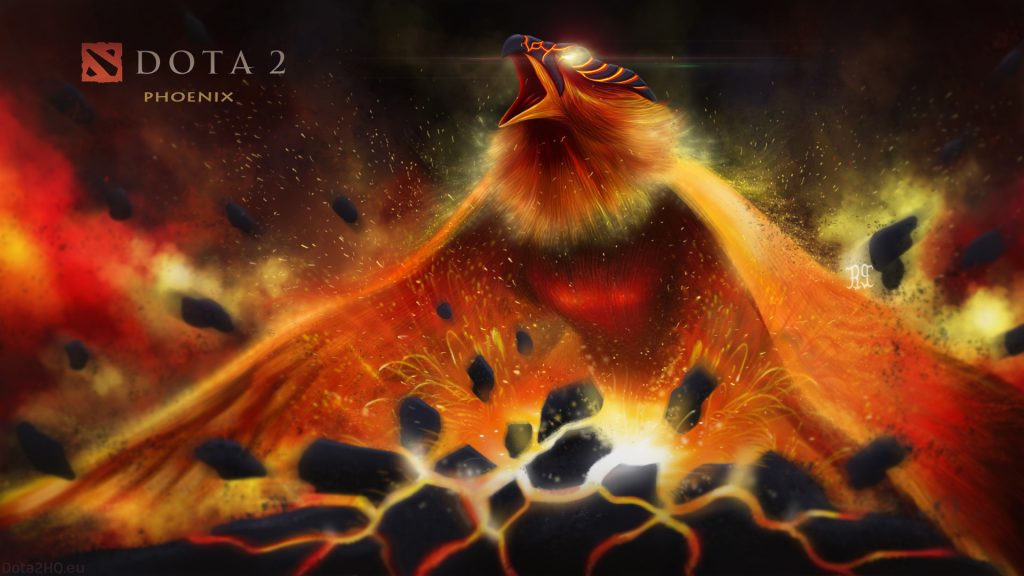 Let's Talk About Phoenix From Dota 2