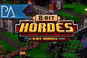 Review Game: 8-Bit Hordes