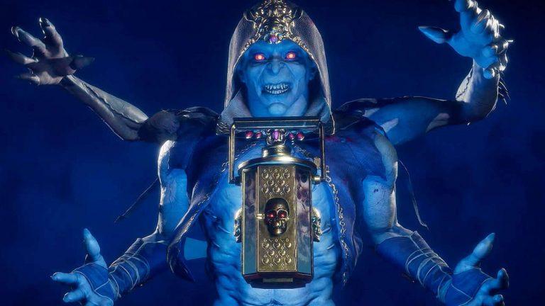 New Character In Mortal Kombat 11