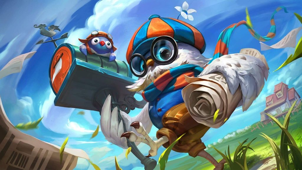 Diggie, Time Controller In Mobile Legends