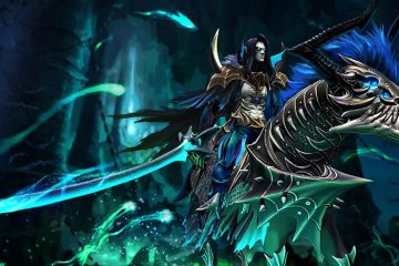 For those of you who like to play role tanks / support, Abaddon is certainly familiar to your ears. Abaddon is a Strength type hero who is very difficult to kill. According to the history of Warcraft III, Abaddon is a hero who holds the legendary Frostmourne sword.