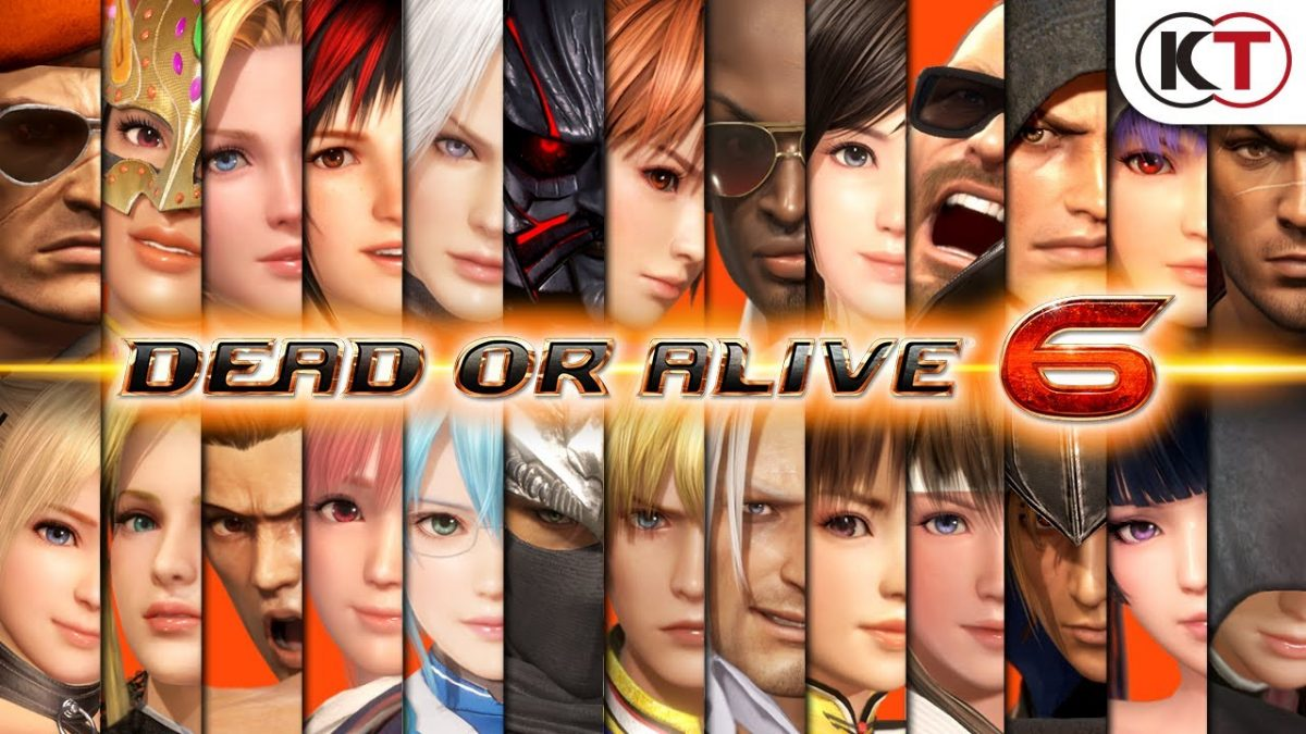 New Character In Dead or Alive 6