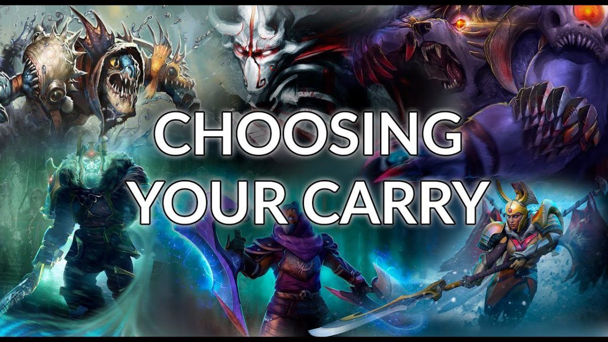 Learn How To Be A Pro Carry Player
