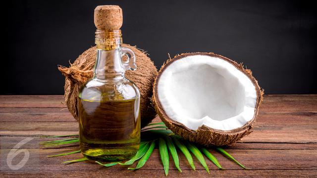 minyak kelapa memperkaya kesehatan kulit