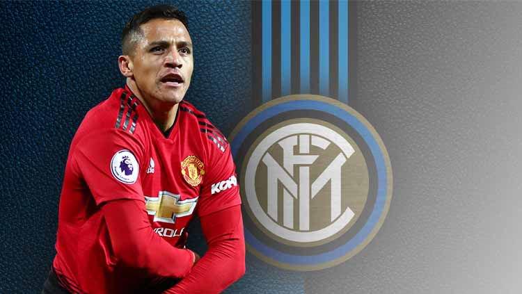 Inilah Nomor Punggung Alexis Sanchez di Inter Milan