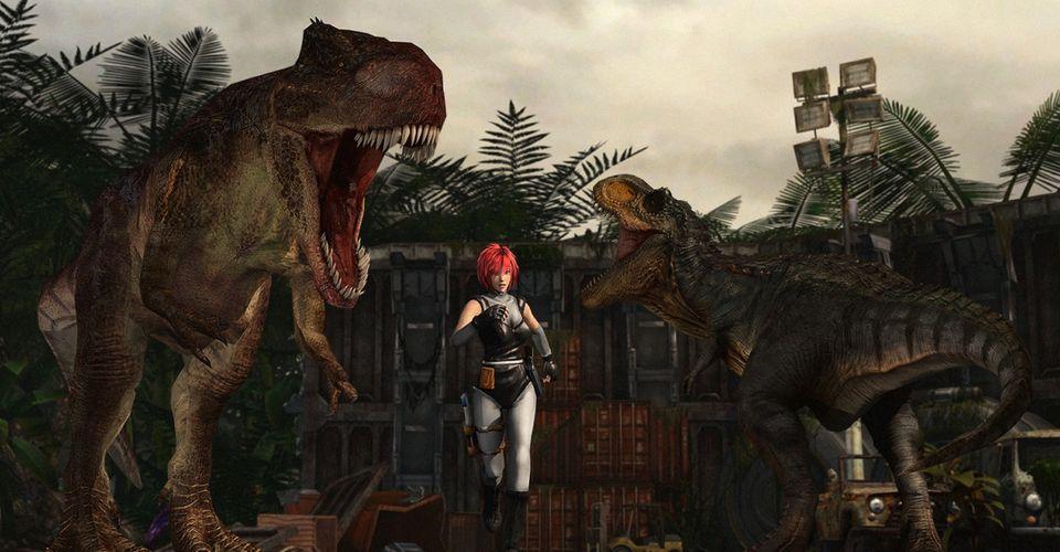 Dino Crisis Baru Sempat Dalam Pembuatan Tetapi Dibatalkan