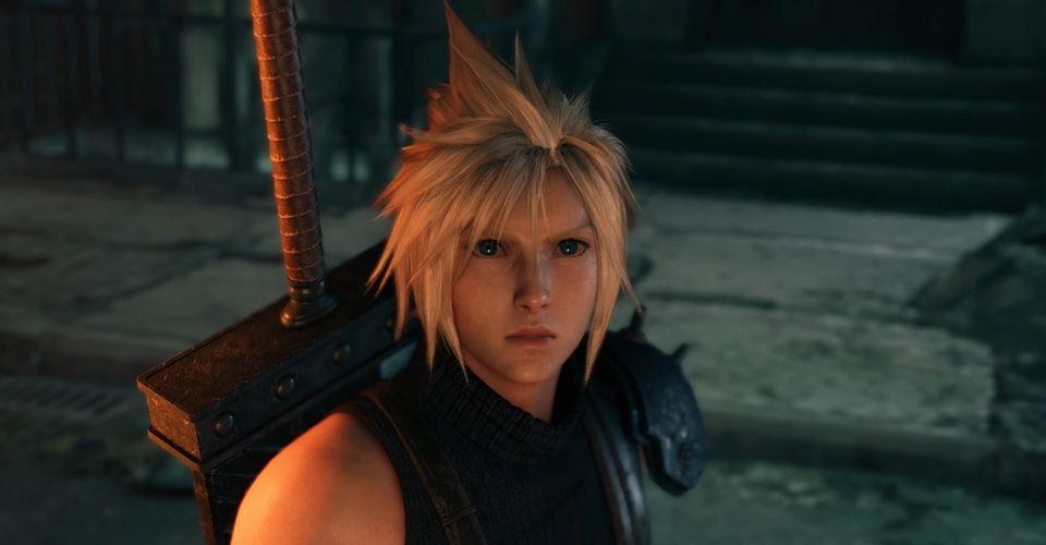 Final Fantasy 7 Remake Demo Memiliki Ending Tersembunyi