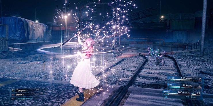 Bagaimana Pertarungan Dengan Bahamut Di Final Fantasy 7 Remake