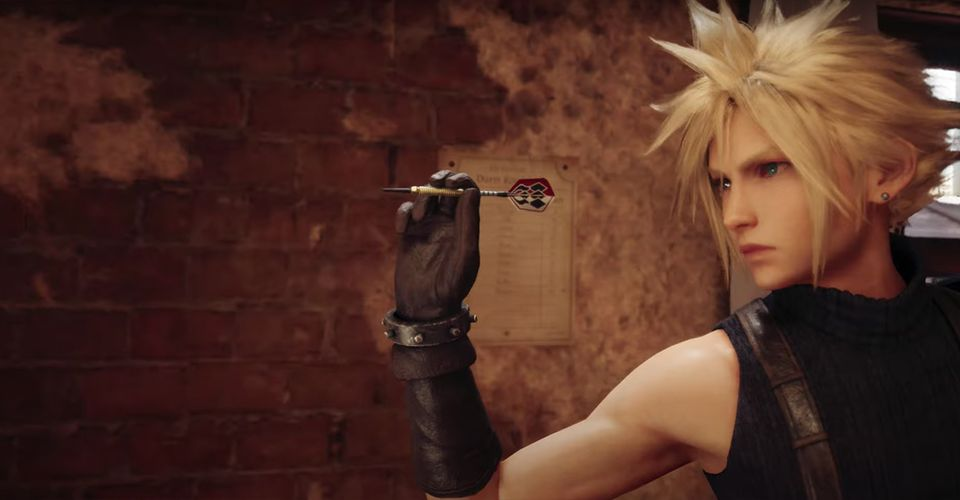 Bagaimana Cara Menang Di Darts Demi Luck Up Materia Di Final Fantasy 7 Remake