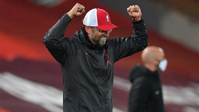 Taklukkan Arsenal, Kloop Puas dengan Kinerja Liverpool