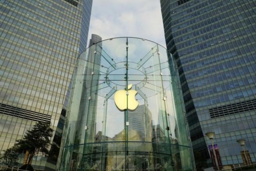Apple, Perusahaan Terkaya di Dunia Mengalahkan Perusahaan Minyak