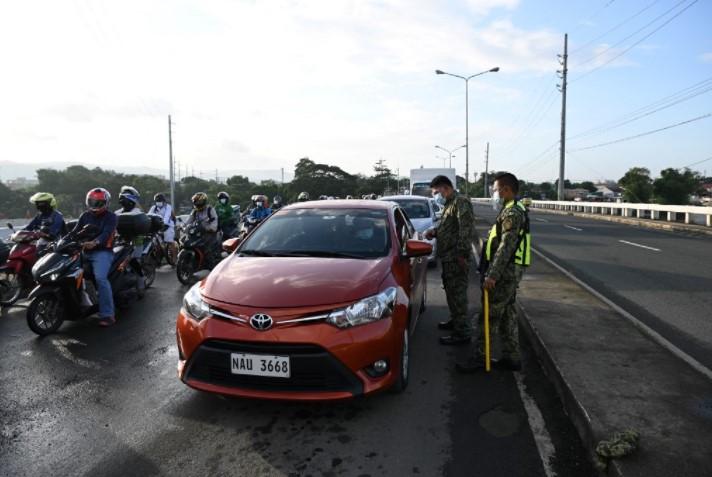 Manila Kembali Lockdown Karena Ketakutan Virus Covid Delta